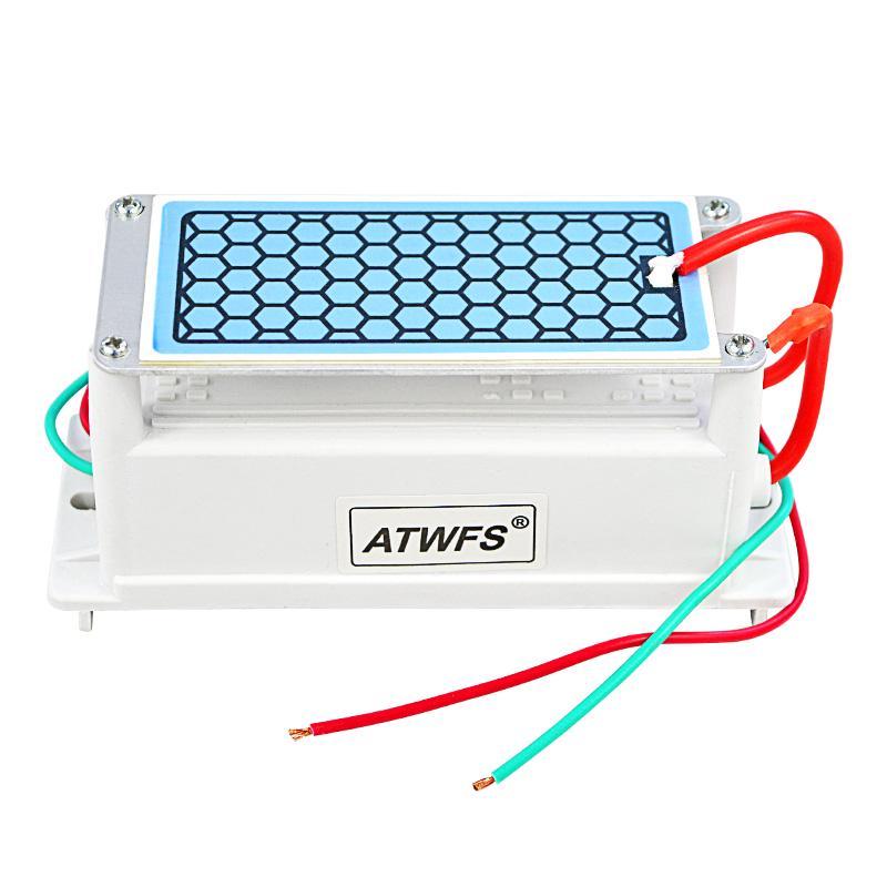 Озон генератор 5g 220v воздушный стерилизатор Озонатор воздуха очиститель чистого Ozonizador – купить по низким ценам в интернет-магазине Joom