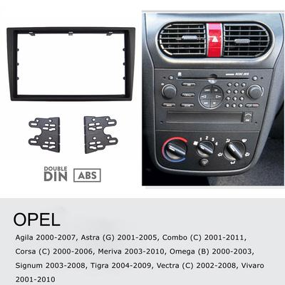 Speedo Panel speedo cover dash bezel real carbon Opel Corsa C Combo C Tigra B