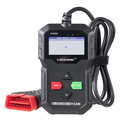 KONNWEI KW590 OBD2 Car Diagnostic Scanner Multi-languages Auto Code Reader