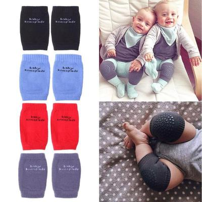 Breathable Cotton Knees Crawling Protective Pad Cushion Leg Warmers Camidy 1Pair Baby Knees Protector
