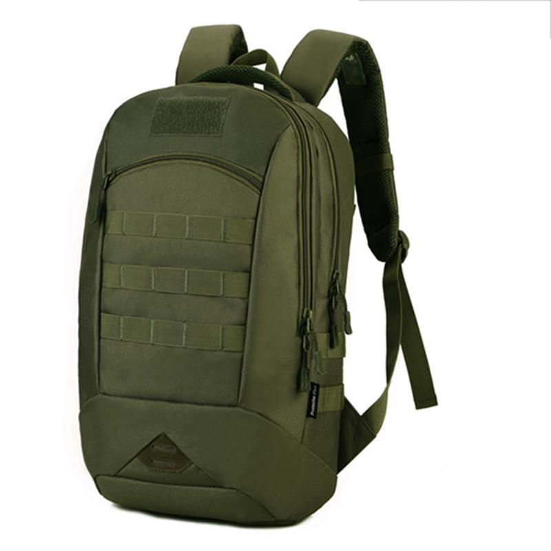 Camuflagem impermeável viagens no exterior do Exército Americano Camping Caminhadas Mochila Saco de desporto táctico mochila Militar