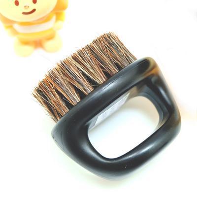 Barber Finger Knuckle Fade Brush  Beard Brush
