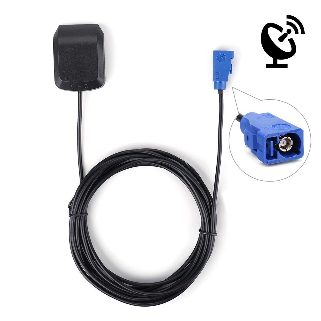 GPS antenna excelvan gps-001 univesal fakra VW rns 510 rns310 rns315 mfd2  vw gps antenna satellite navigation
