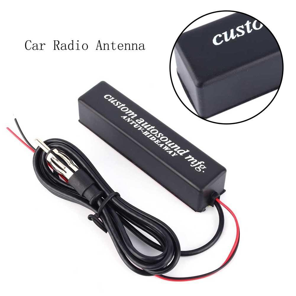 SUV Car Truck Stereo Radio Electronic Hidden Antenna Aerial FM//AM Amplified