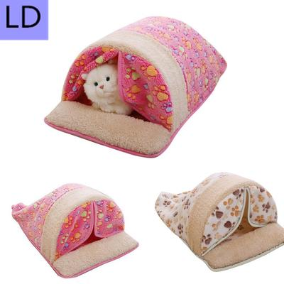 All Year Round Dog House Warm And Cosy Home Bed for Dogs Cats Puppies  Rabbits (Rose Red)-buy at a low prices on Joom e-commerce platform