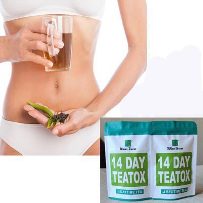 14days100% Fruit Tea Fruit Tea Fruit Tea Fruit Tea Fruit Tea Pure Natural Detox Tea Bags Colon Cleanse Fat Burn Man Women Tea