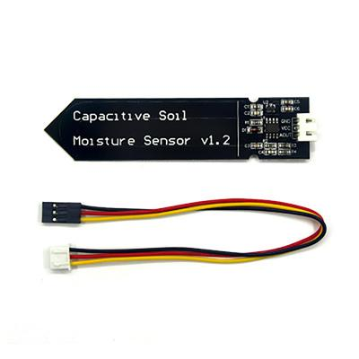 Analog Capacitive Soil Moisture Sensor V1.2 Corrosion Resistant With Cable