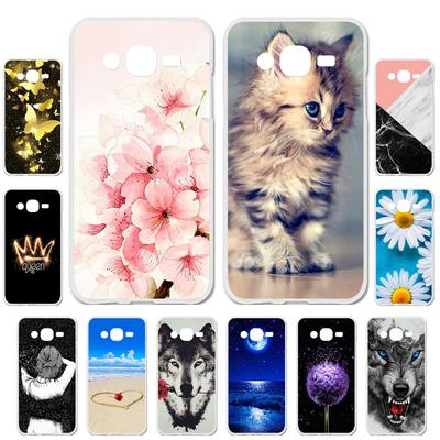 Akabeila Cases for Samsung Galaxy J7 Nxt J701F Samsung J7 Neo J701M Cover Painted Case Phone Bag
