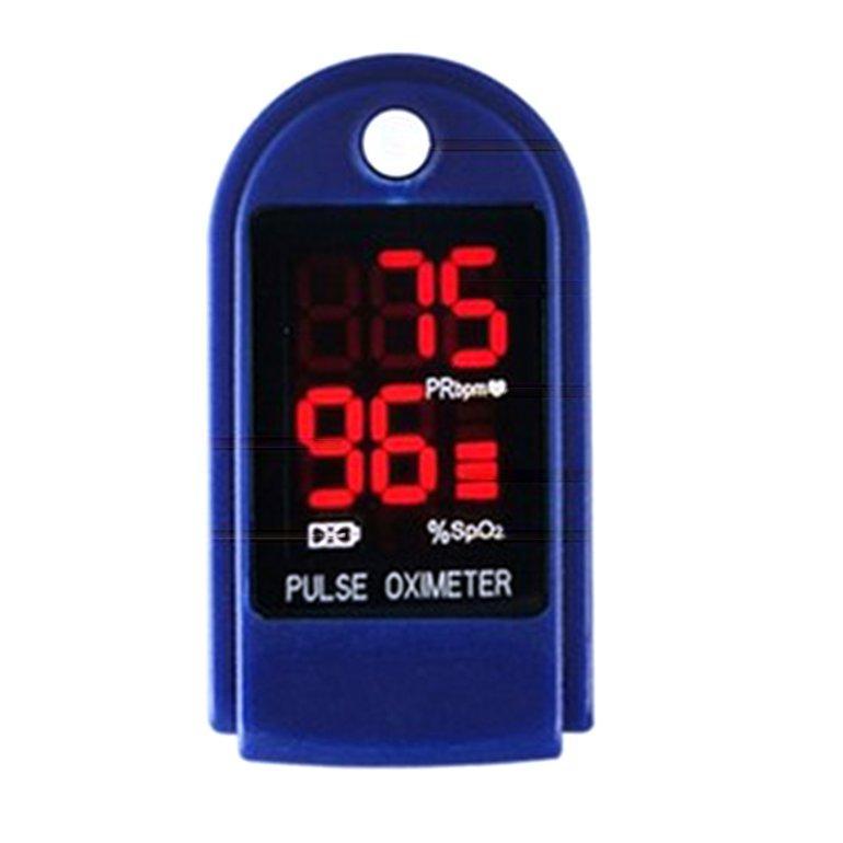 Строка Портативный палец Оксиметр Fingertip PulseOximeter Медицинское оборудование – купить по низким ценам в интернет-магазине Joom