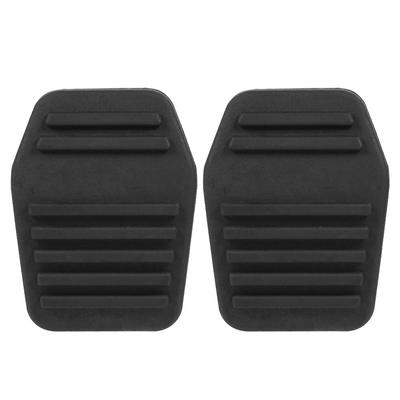 Brake /& Clutch Pedal Pads for FORD F100 PAIR