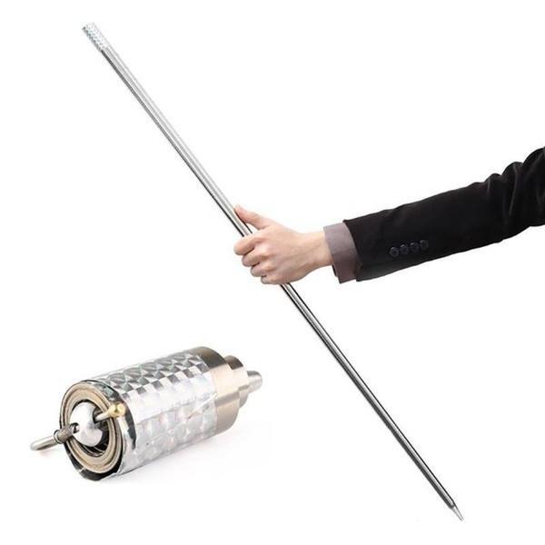 Martial Arts Stainless Steel New Pocket stick Selfdefense Telescopic Magic Kids.