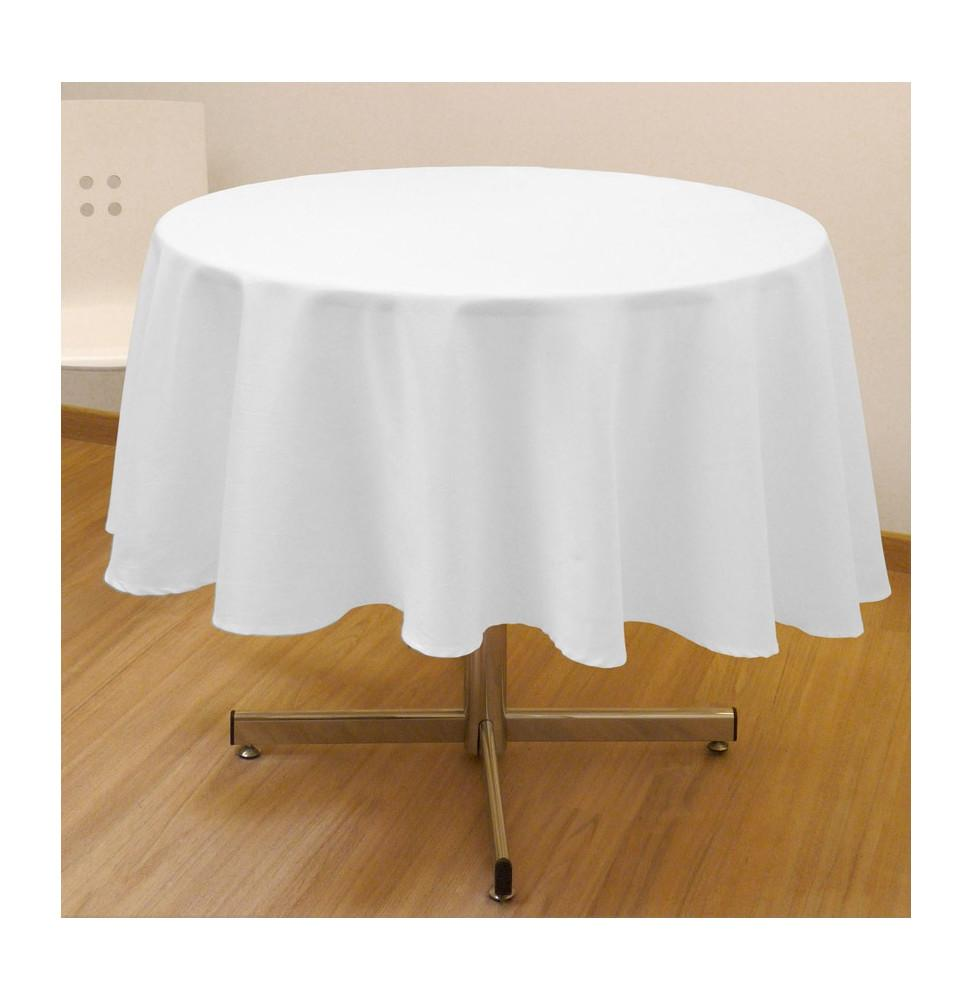 Solid Round Tablecloth Diameter, White Tablecloth Round 1080p