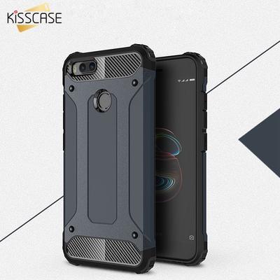 KISSCASE Hybrid Armor Case For Xiaomi Redmi Note 4X 4 4A Xiaomi Mi 5 5S Plus