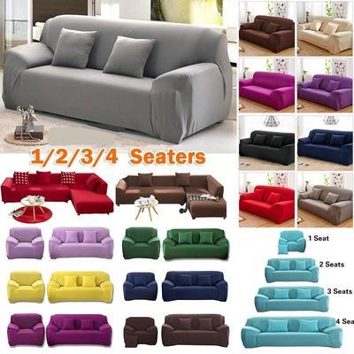1 4 Seaters Recliner Sofa Covers Retro