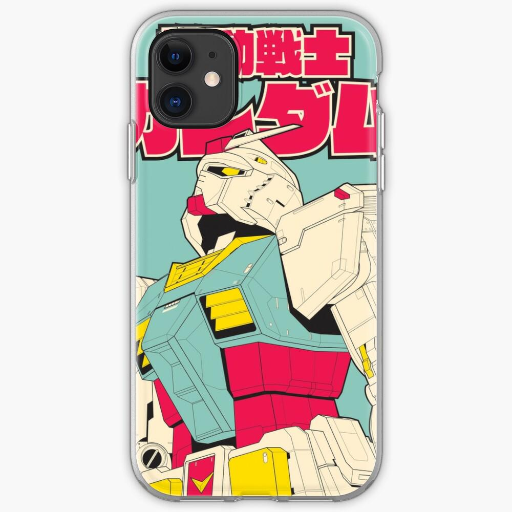 RX782 Gundam iPSoft Case For iPhone 7 8 6 6s Plus 5S 4 Silicone Clear Cover For iPhone X Xs 11 Pro Max XR-buy at a low prices on Joom e-commerce ...