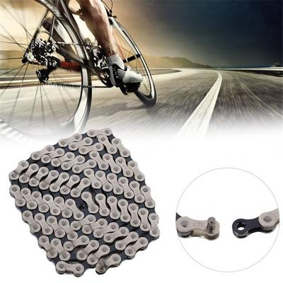 6//7//8 Speed Bike Chain Adjustable Bicycle Chain For 18//21//24 Speed MTB 116 Links
