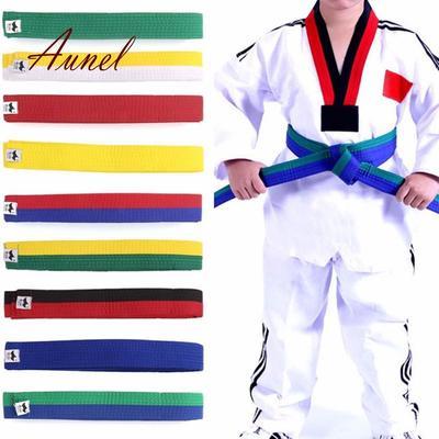 Profesionale Taekwondo Centura Karate Judo Dublu Wrap Arte
