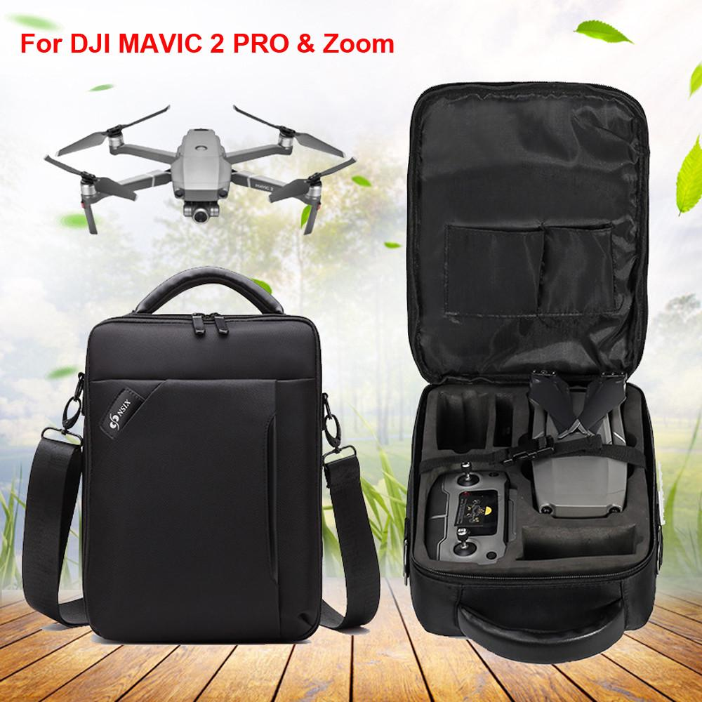 Portable Handheld Mini Hard Bag Storage Box Carry Case For DJI Mavic 2 Pro//Zoom