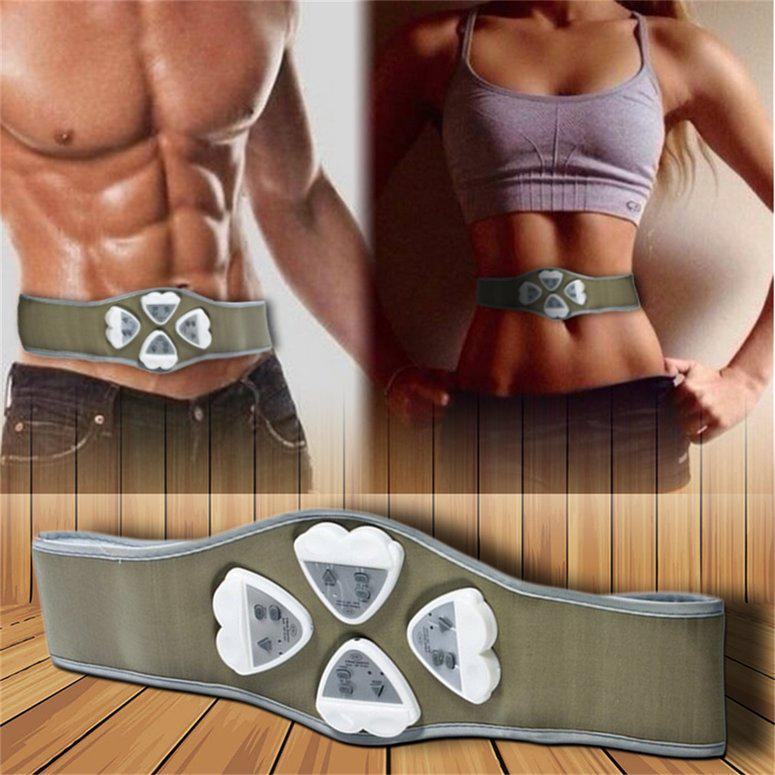 b824a85510 U-Kiss AB Gymnic Gymnastic Body Building ABS Belt Exercise Toning Muscle Fat  Loss TC-buy at a low prices on Joom e-commerce platform