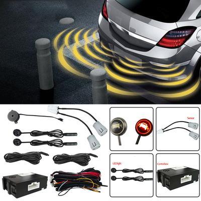 Easy Installation Rear Alarm to detect Blind Spot Heavy Duty Parking Sensor Reverse Backup System
