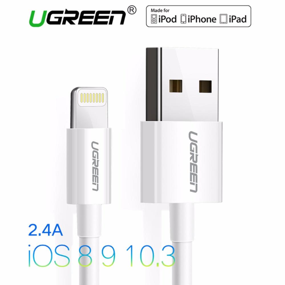 Cable For Iphone 8 24a Mfi Lightning To Usb Fast Charging Kabel 2 In 1 Charge Ampamp Data And Android 100cm Of 11