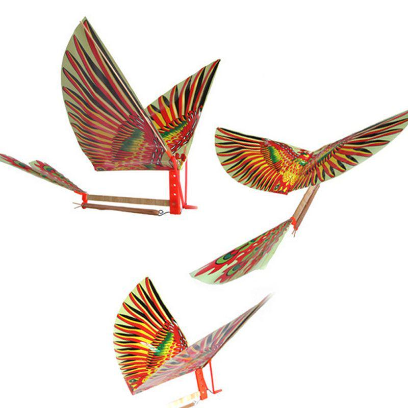 1 adet diy band guc bilim ucurtma el yapimi hava ucak ornithopter kuslar modelleri icin derleme hediye oyuncaklar online alisveris sitesi joom da