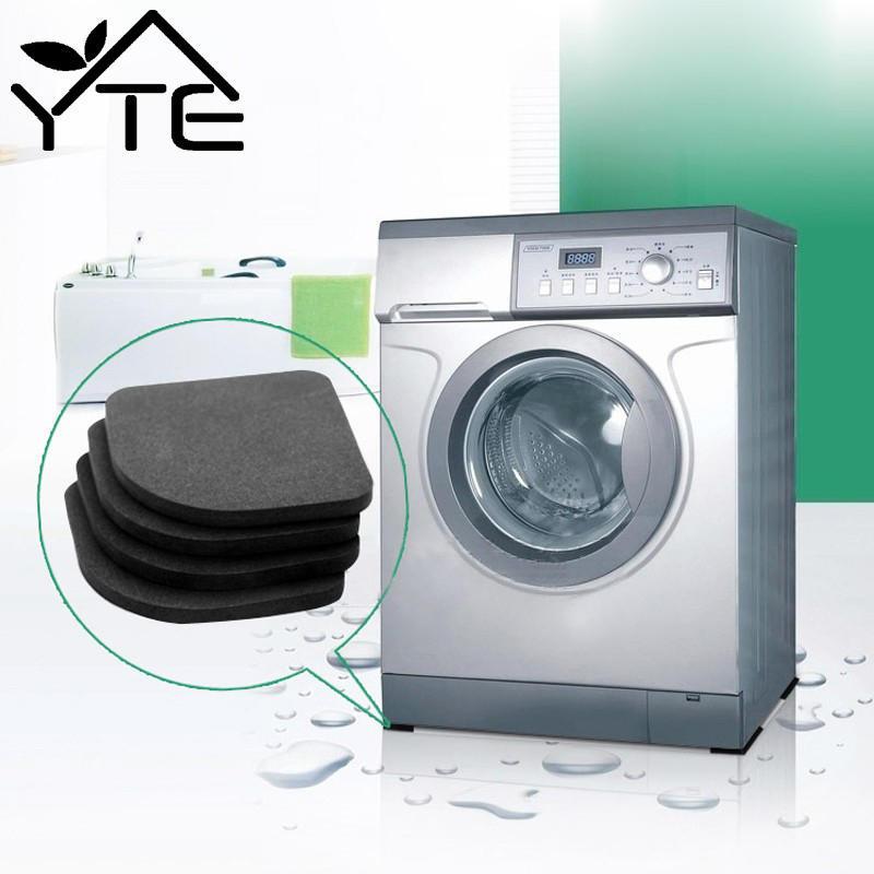 洗衣机防震垫电器减震垫 桌脚椅脚垫 家具保护垫 4个装