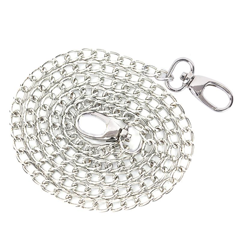 Silver 5PCs Metal Flower Coin Purse Bag Frame Clasp Semicircle Key Ring Pendant for Handicrafts
