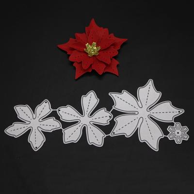 flower and leaf  Metal Cutting Dies DIY Scrapbooking Paper Cards Crafts  Hg