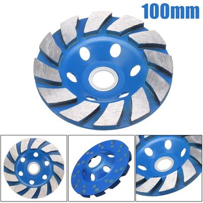 Granite Diamond Cup Grinding Wheel 5-inch// 5 for angle grinder Polishing and Cleaning Concrete Stone Masonry Marble