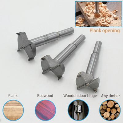Practical Metal Hole Saw Cutter Drill Bit Woodworking Hole Opener Drill BE