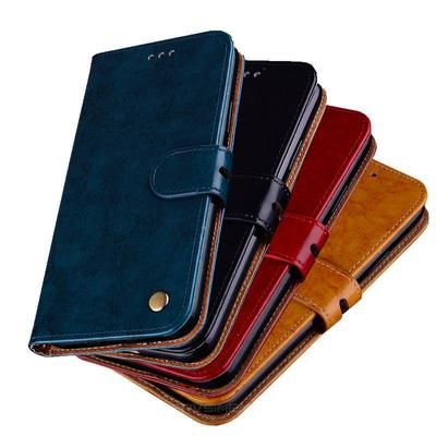 Luxury Quality Metal + PU Leather Wallet Phone Case Flip Book Stand Cover Bags Money Slot Samsung S21 Huawei P40 Honor 30 Xiaomi X3 Redmi 9C iPhone 12