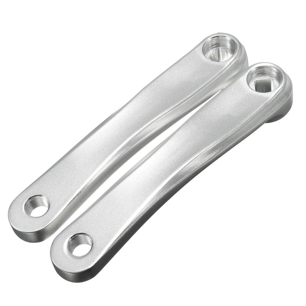 170mm Aluminum Left Crank Arm Rhombus//Square Hole For MTB Mountain Bike Bicycle