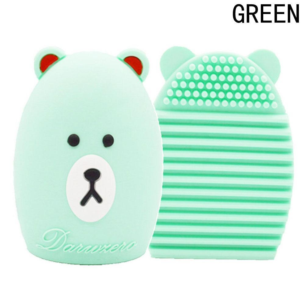 Limpiar cepillos lavado pincel silicona guante lavador tablero ...