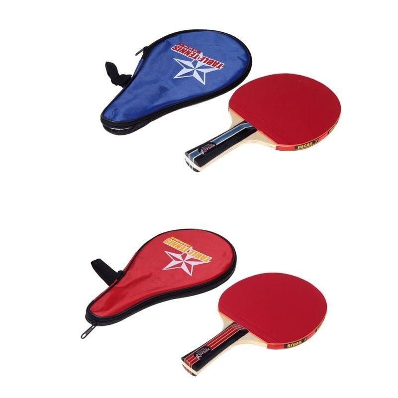 Pro Long Handle Shake-hand Table Tennis Racket Ping Pong Paddle  Pouch-buy  at a low prices on Joom e-commerce platform 25832d3f14