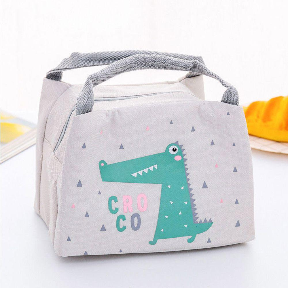 Womens Girls Kids Portable Insulated Lunch Bag Box Picnic Tote Cooler Outdoor