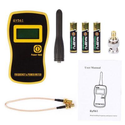 GY561 Frequency Counter Handheld Tester & Power Meter for