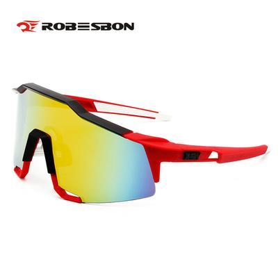 47197407ec 7 colores gafas de sol al aire libre hombres mujeres UV400 gafas Ciclismo  bicicleta vidrio BTT