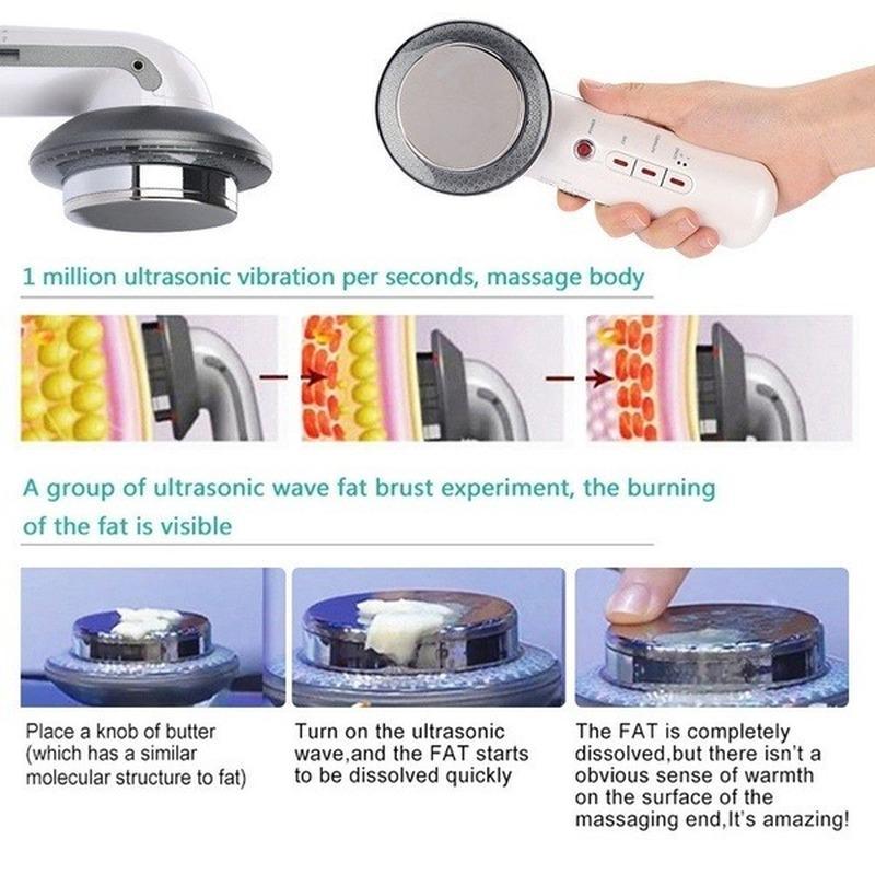 ultrasonic fat burner kit canalul 5 cum să pierdeți greutatea bine