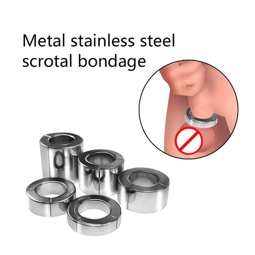Inel pentru Penis Magnetic Power Ring - Inele erectie fara vibratii