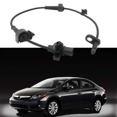 Rear Left ABS Sensor For Honda Civic 2006-12 Wheel Speed Sensor 57475-SMG-E01