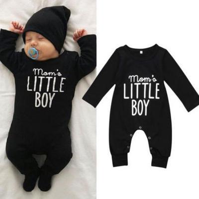 Newborn❤ Baby Boys Long Sleeve Romper Bodysuit Jumpsuit Playsuit Clothes Outfits