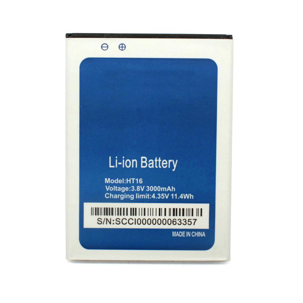 Замена бэттерии 3000mAh HT16 Аккумулятор для мобильного телефона Homtom HT16 PRO – купить по низким ценам в интернет-магазине Joom