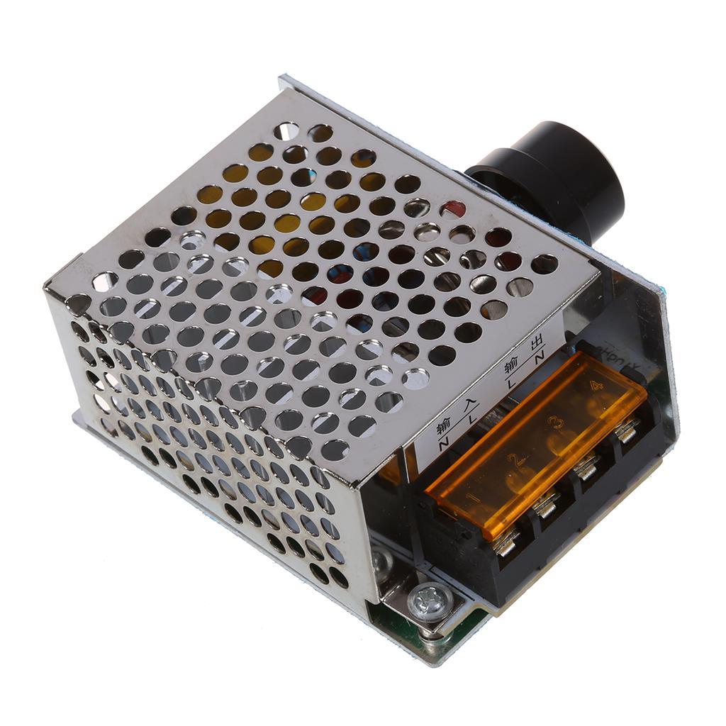 Hochleistungs-4000W 220V SCR Regler elektronische Spannung Regler ...