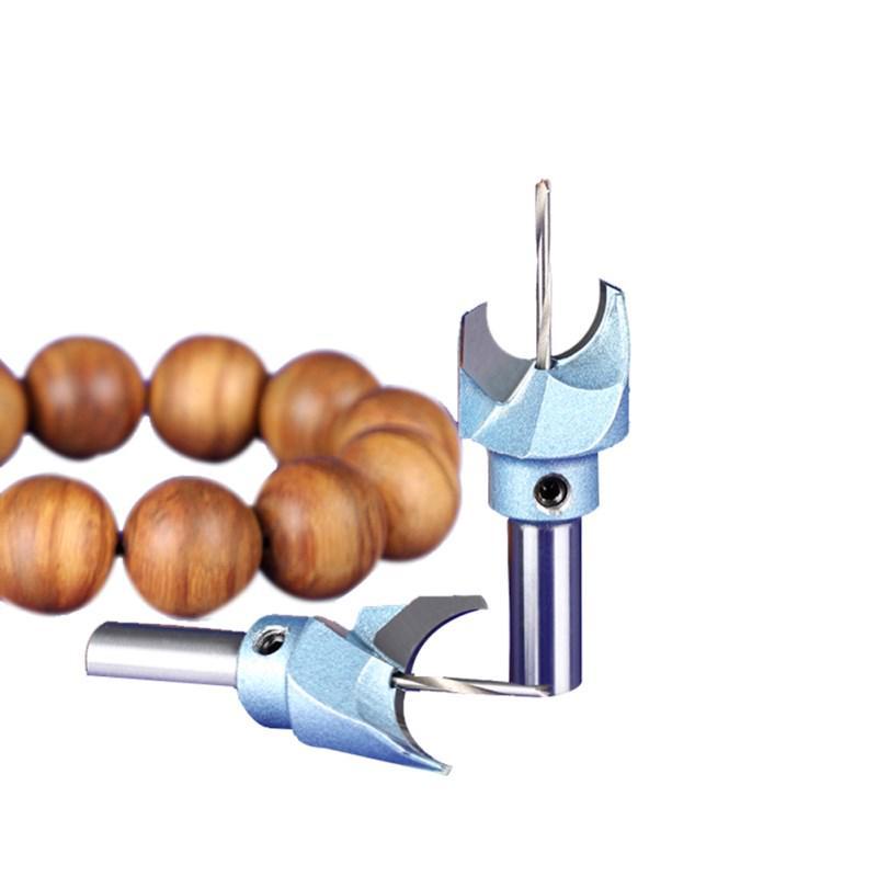 Hartmetall Router Bohrer Schaftfräser Holzbearbeitung Werkzeug Für Buddha Perlen