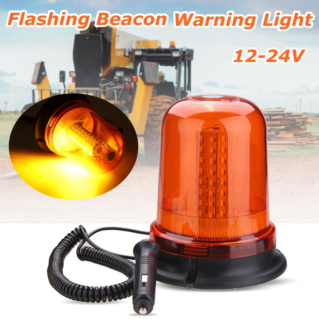 80 Led Magnetic Mount Rotating Flashing Amber Dome Beacon Recovery How To Build High Intensity Warning Flasher Light Buy At A Low Prices On Joom E Commerce Platform