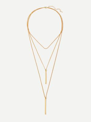 c6141c8348 Necklaces, brand: sheIn – prices inсluding delivery from China in ...