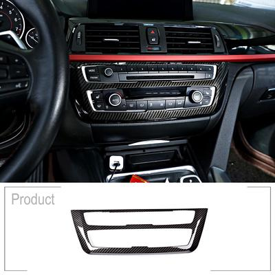 1pcs Speaker trim cover decoration Universal for BMW 3 series F30 F35 4 series