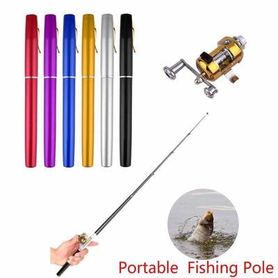 2.1M 3.6M Carp Telescopic Fishing Rod feeder Hard FRP Carbon Fiber Portable Fis