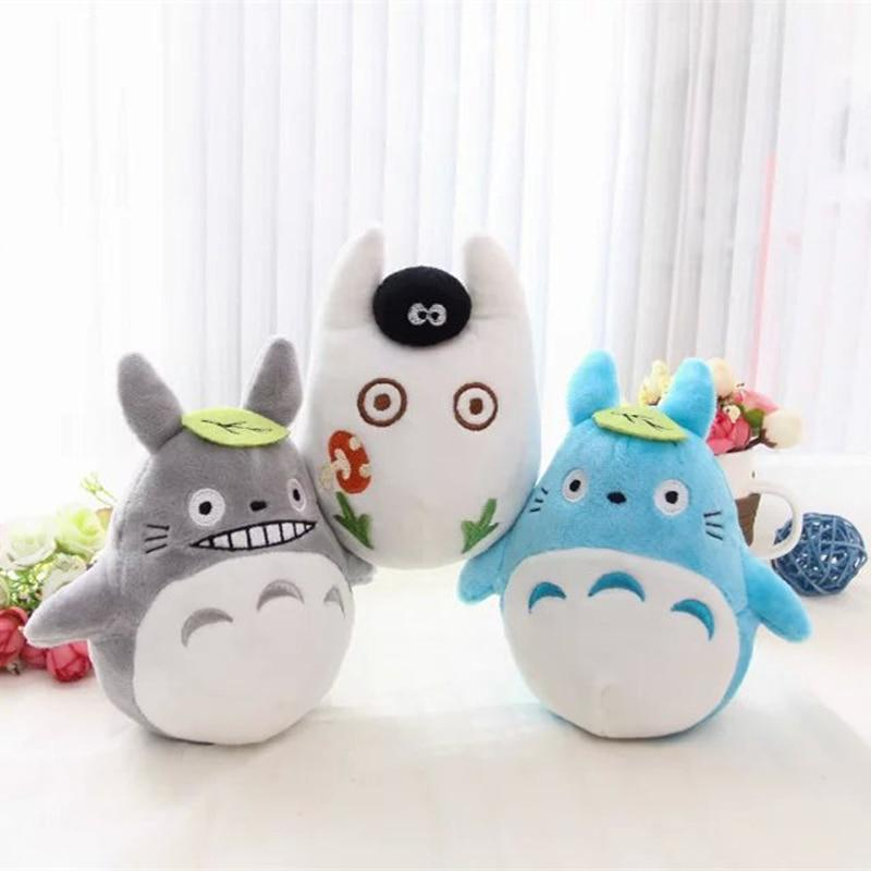 15cm Japanese Anime Miyazaki Hayao My Neighbor Totoro Plush Stuffed Toys Doll Gift For Children Kids Buy From 6 On Joom E Commerce Platform